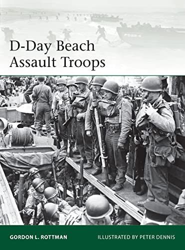 D-Day Beach Assault Troops (Elite, Band 219)