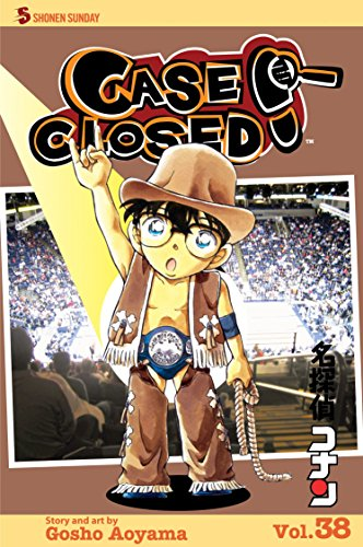 Case Closed Volume 38 von Viz LLC