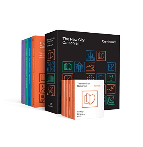 "The New City Catechism Curriculum: ""Lessons for Our Hearts and Minds"" von Crossway Books"