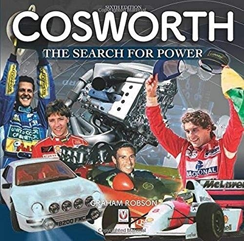Cosworth- The Search for Power von Veloce Publishing Ltd