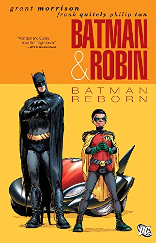 Batman & Robin Vol. 1: Batman Reborn von DC Comics