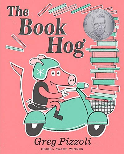 The Book Hog von Disney-Hyperion