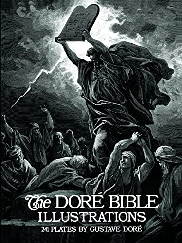 The Dore Bible Illustrations (Dover Fine Art, History of Art)