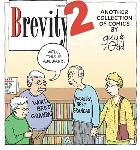 Brevity 2: Another Collection of Comics by Guy and Rodd von Andrews McMeel Publishing