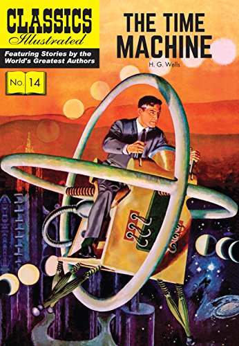 Time Machine, The (Classics Illustrated, Band 14)
