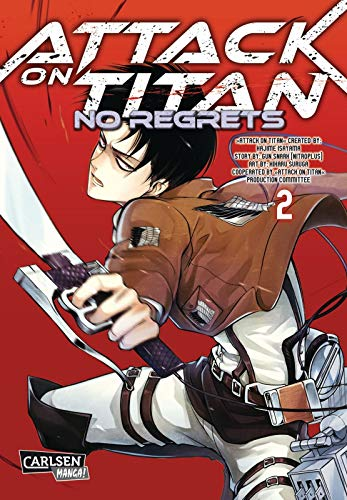 Attack on Titan - No Regrets 2 von Carlsen