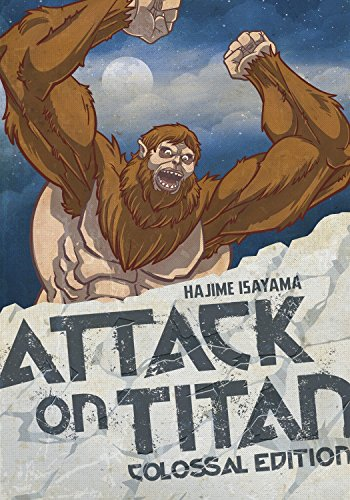 Attack on Titan: Colossal Edition 4 von Kodansha Comics