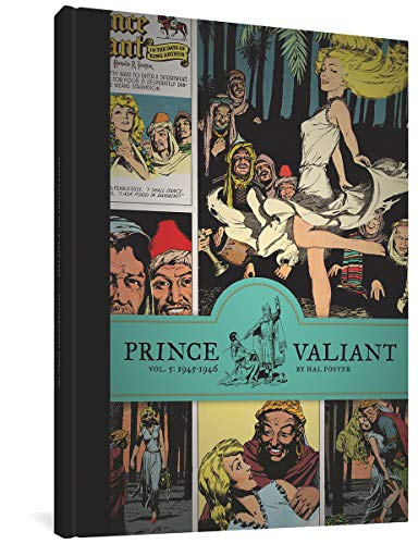 Prince Valiant Volume 5 von Fantagraphics Books