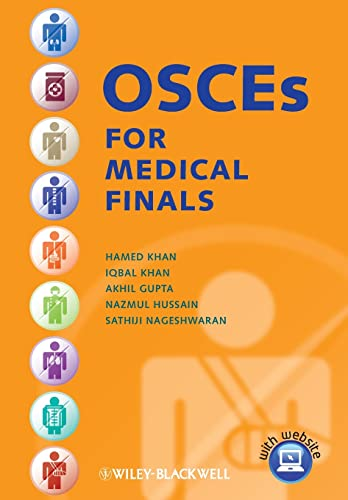OSCEs for Medical Finals von Wiley-Blackwell
