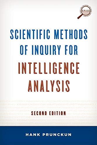 SCIENTIFIC METHODS OF INQUIRY FOR 2E  PB (Security and Professional Intelligence Education)