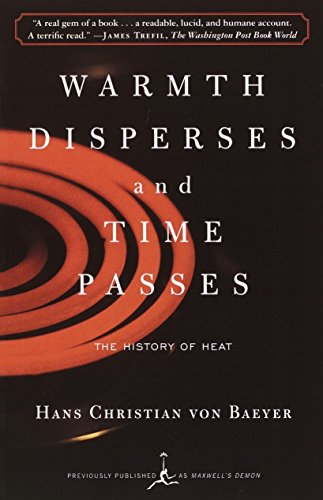 Warmth Disperses and Time Passes (Modern Library (Paperback)) von Modern Library