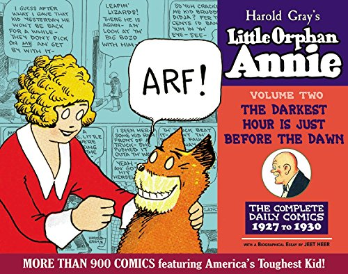 Complete Little Orphan Annie Volume 2 von Library of American Comics