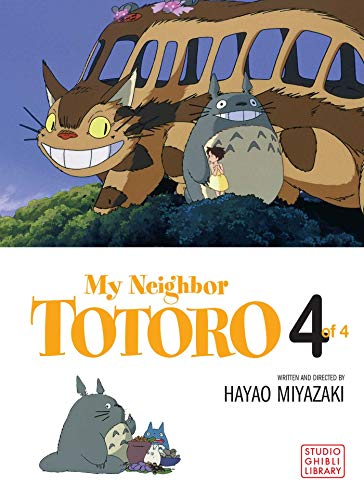 MY NEIGHBOR TOTORO FILM COMIC GN VOL 04 (C: 1-0-0) von VIZ Media LLC