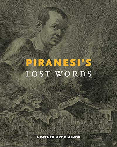 Piranesi's Lost Words von Pennsylvania State University Press