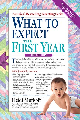 What to Expect the First Year von Workman Publishing