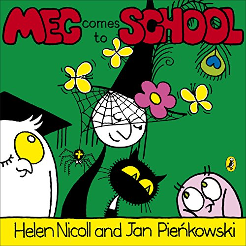 Meg Comes To School (Meg and Mog) von Puffin