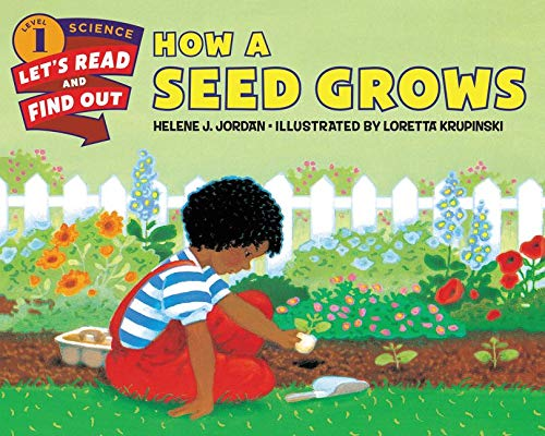 How a Seed Grows (Let's-Read-and-Find-Out Science 1) von HarperCollins
