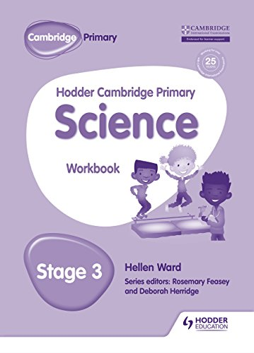 Hodder Cambridge Primary Science Workbook 3 von Hodder Education
