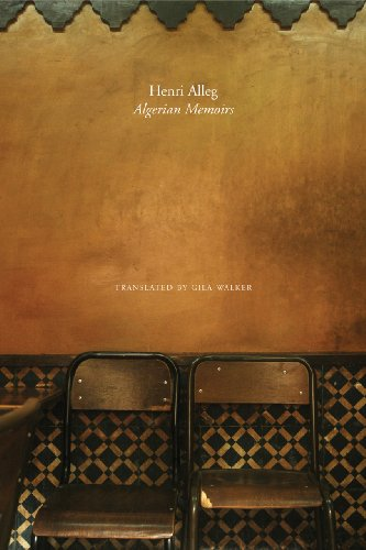 Algerian Memoirs (Africa List) von University of Chicago Press