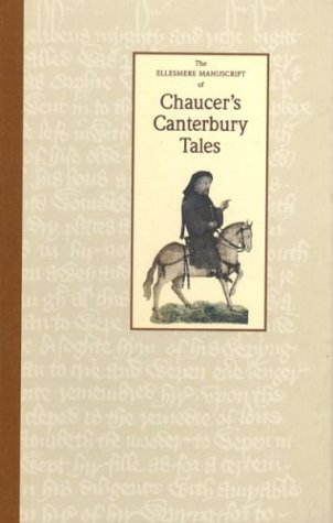 The Ellesmere Manuscript of Chaucer's Canterbury Tales (Treasures from the Huntington Library) von University Press Group