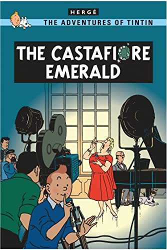 The Castafiore Emerald (Adventures of Tintin (Paperback), Band 20)