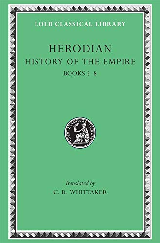 002: History (Loeb Classical Library, Band 455)