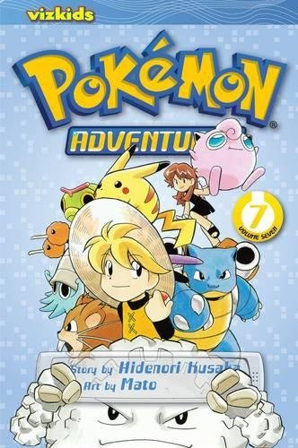 POKEMON ADVENTURES GN VOL 07 RED BLUE