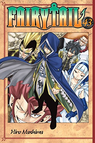 FAIRY TAIL 43 von Kodansha Comics