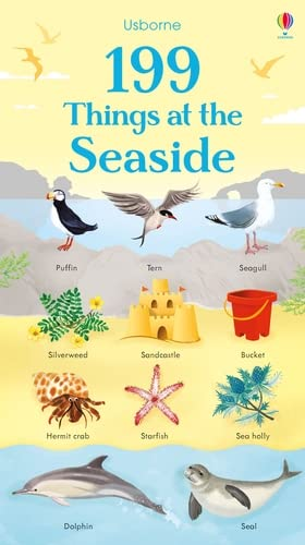 Bathie, H: 199 Things at the Seaside (199 Pictures) von Usborne Publishing Ltd