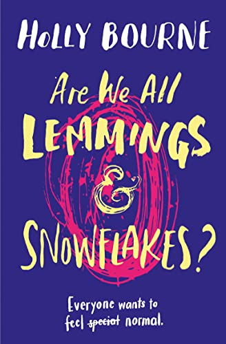 Are We All Lemmings and Snowflakes? von USBORNE CAT ANG