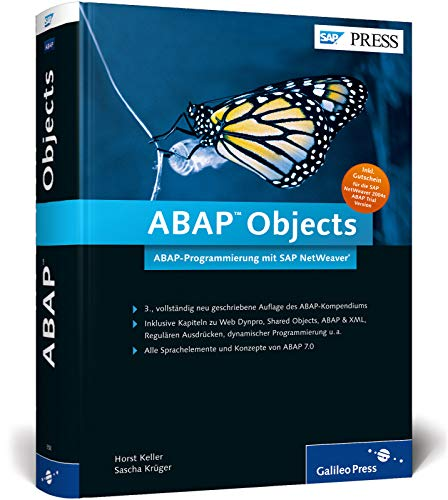 ABAP Objects: ABAP-Programmierung mit SAP NetWeaver (SAP PRESS) von Sap Press
