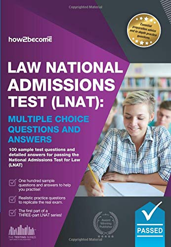 Law National Admissions Test (LNAT): Multiple Choice Questions and Answers (LNAT Revision Series, Band 1) von How2Become Ltd