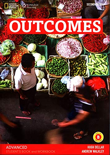Outcomes - Second Edition: C1.1/C1.2: Advanced - Student's Book and Workbook (Combo Split Edition B) + Audio-CD + DVD-ROM: Unit 9-16 von Cornelsen Verlag GmbH