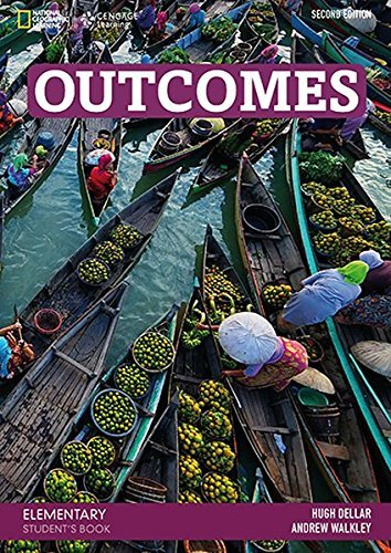 Outcomes - Second Edition: A1.2/A2.1: Elementary - Student's Book + DVD von Cornelsen Verlag GmbH