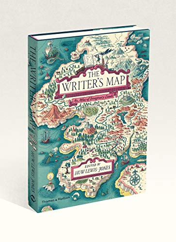The Writer's Map: An Atlas of Imaginary Lands von Thames & Hudson