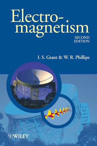 Electromagnetism (Manchester Physics Series) von Wiley John + Sons
