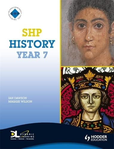 SHP History Year 7 Pupil's Book: The Roman Empire and England 1066-1500 (Schools History Project History)