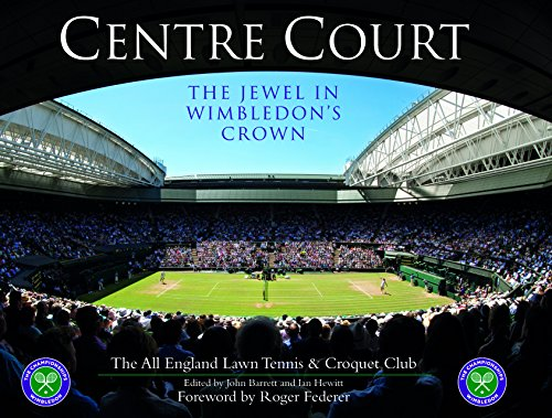 Centre Court: The Jewel in Wimbledon's Crown von Vision Sports Publishing Ltd