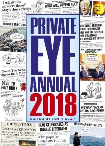 Private Eye Annual (Annuals 2018) von Private Eye Productions Ltd.