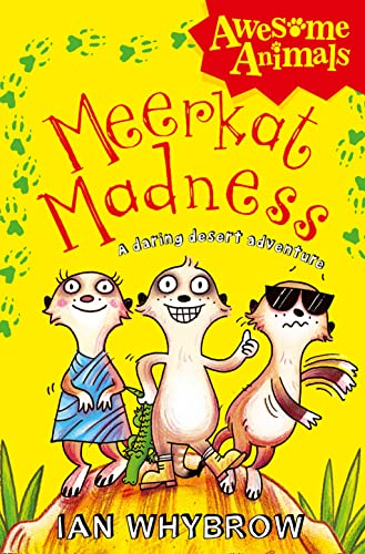 Meerkat Madness (Awesome Animals) von HarperCollins Publishers