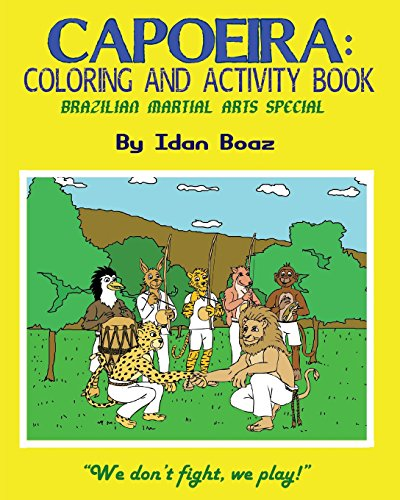 Capoeira: Coloring & Activity Book von CreateSpace Independent Publishing Platform
