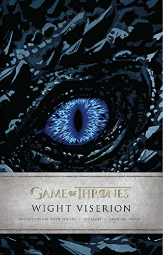 Game of Thrones: Wight Viserion Hardcover Ruled Journal (Game of Thrones Ruled Journal) von Insight Editions