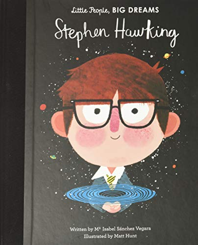 Stephen Hawking (Little People, Big Dreams) von FRANCES LINCOLN