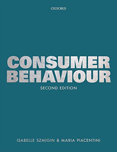 Consumer Behaviour von Oxford University Press