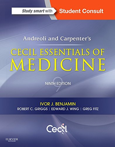 Andreoli and Carpenter's Cecil Essentials of Medicine (Cecil Medicine) von Saunders