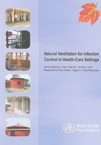 Natural Ventilation for Infection Control in Health-Care Settings von WORLD HEALTH ORGN