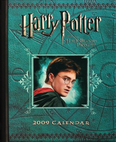 Harry Potter and the Half-Blood Prince, Desk Calendar 2009 von Mcmeel