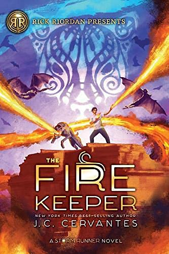 The Fire Keeper (A Storm Runner Novel, Book 2) (The Storm Runner, Band 2) von Rick Riordan Presents