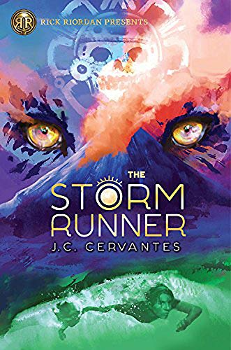 The Storm Runner (A Storm Runner Novel, Book 1) von Disney Book Publishing Inc.