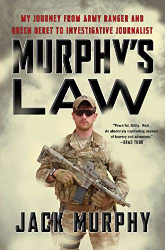 Murphy's Law: My Journey from Army Ranger and Green Beret to Investigative Journalist von Threshold Editions